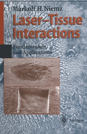 laser tissue interactions fundamentals and applications pdf