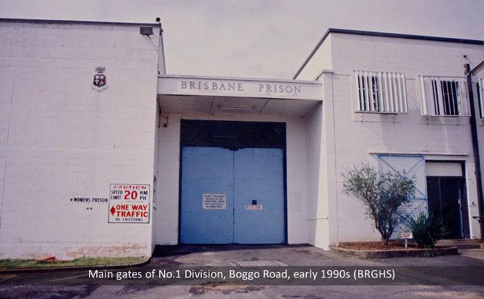 arthur gorrie correctional centre visitor application