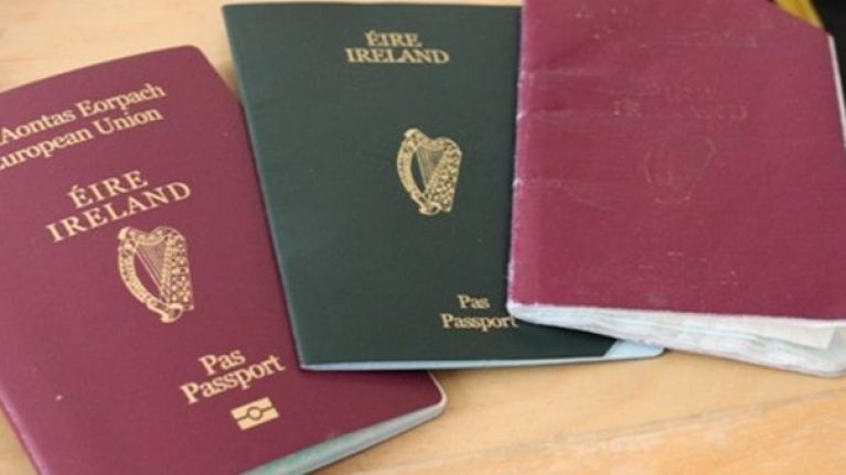 irish passport online application form