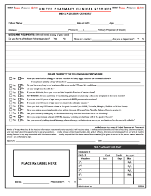 medicare card application form wa