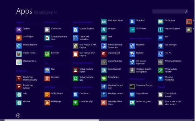 windows switch between windows of same application