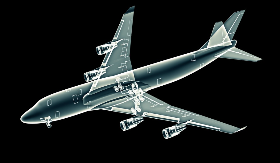 application of ndt in aviation industry