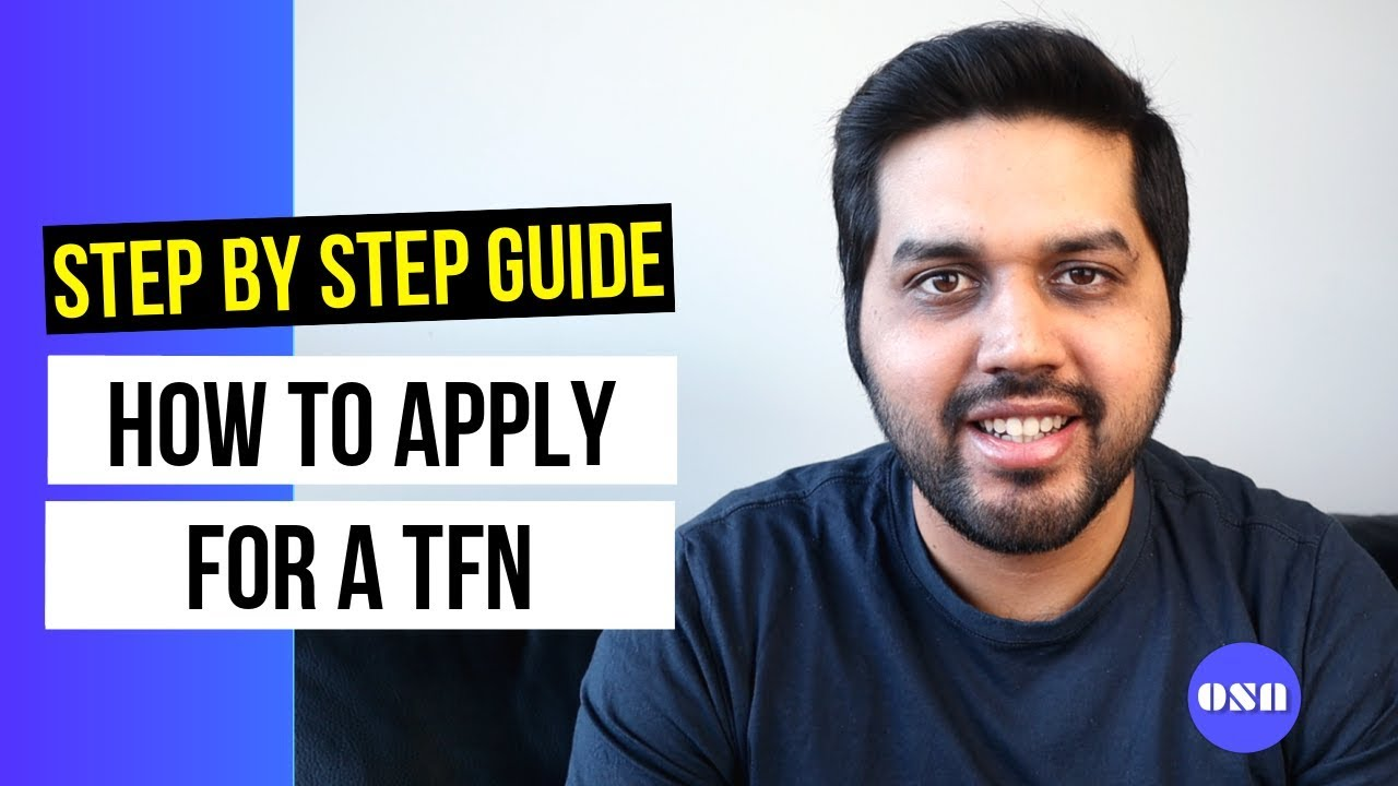 tfn application for international student