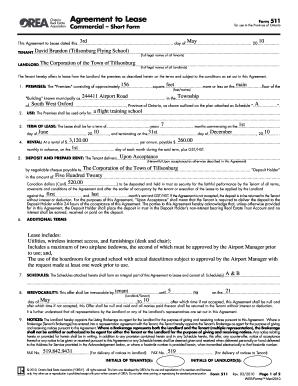 commercial rental application form free