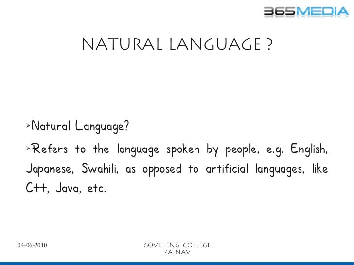 applications of natural language processing in artificial intelligence