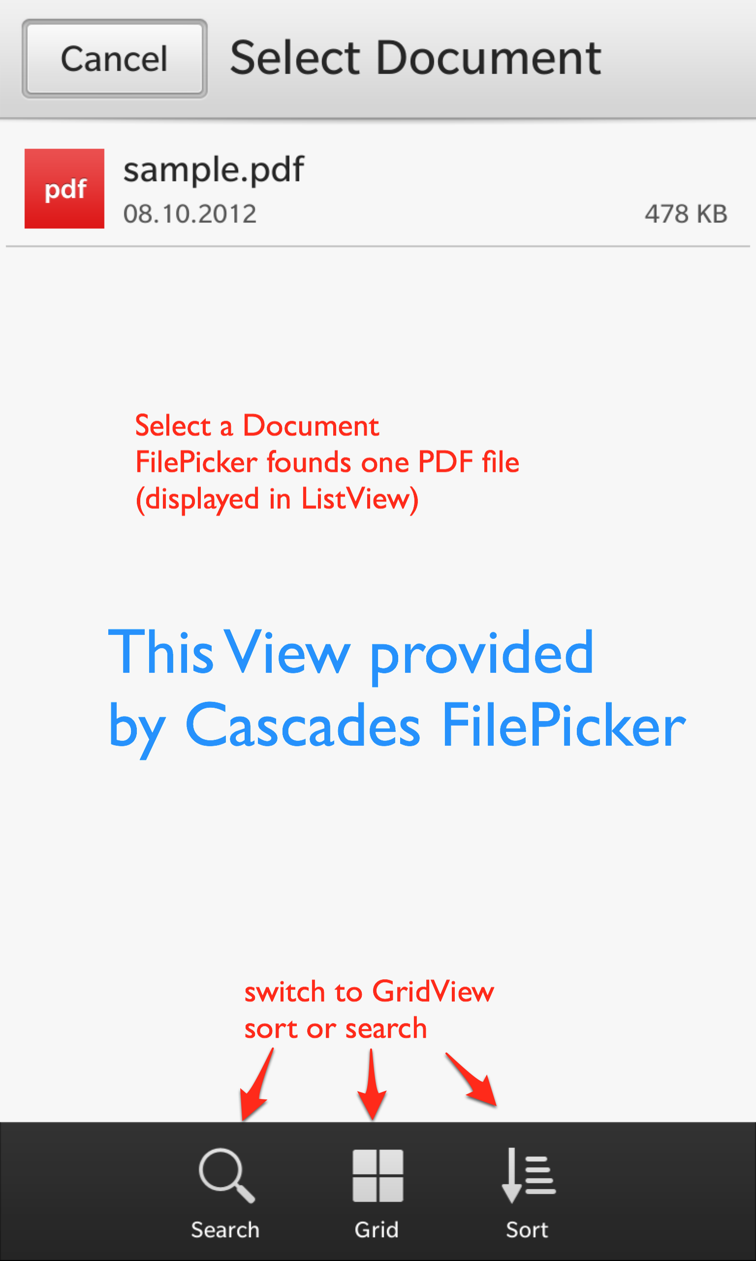 what is an ods file and which application can open