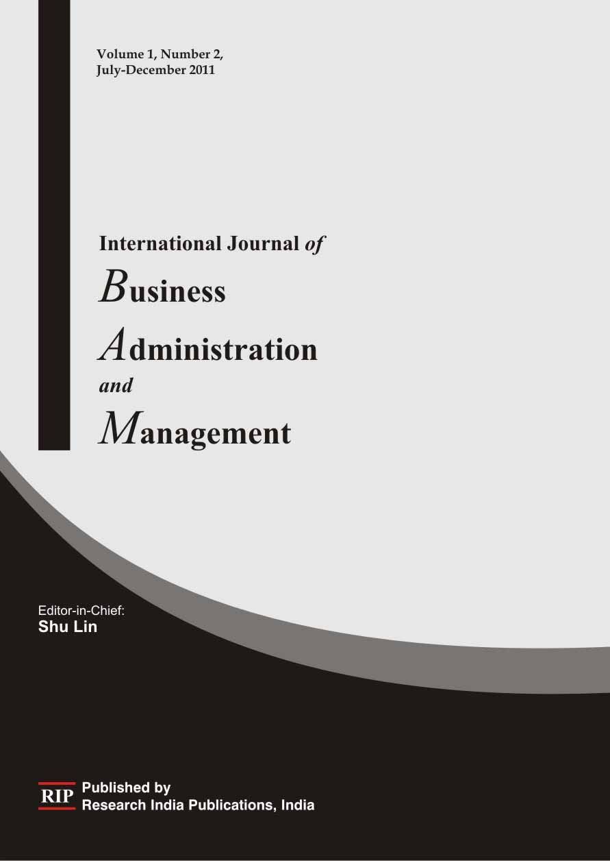 journal of information technology case and application research