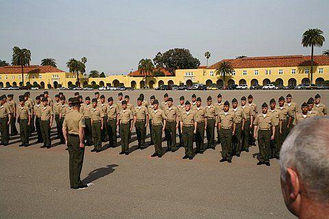 marine corps address for job application