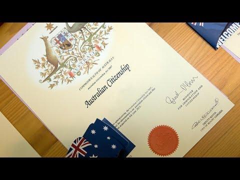 check citizenship application status australia