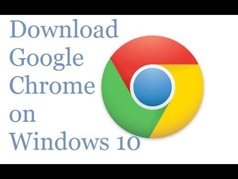 free download google chrome application for pc