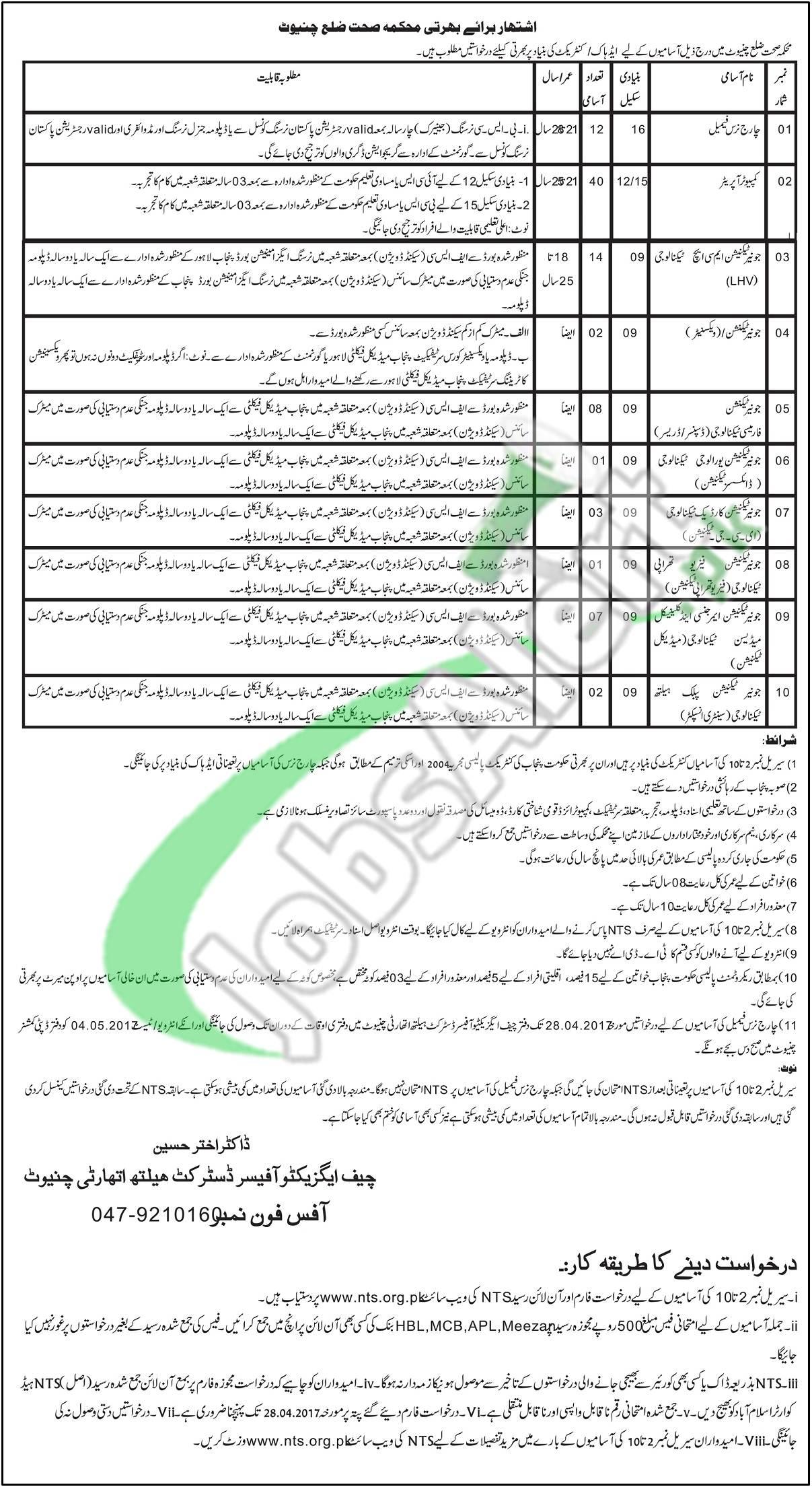 sample online job application form