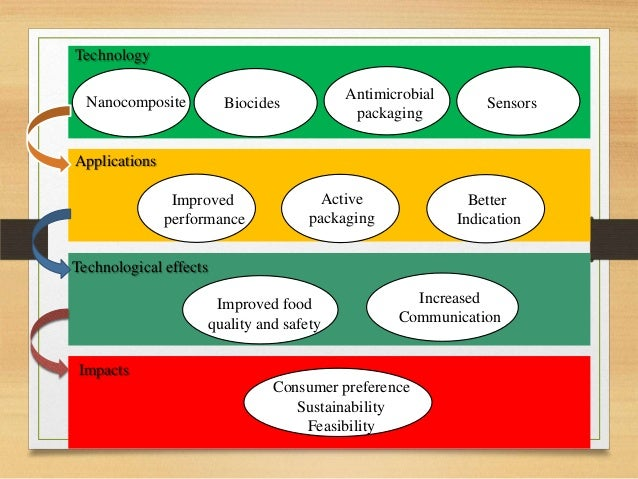 application of nanotechnology in food industry