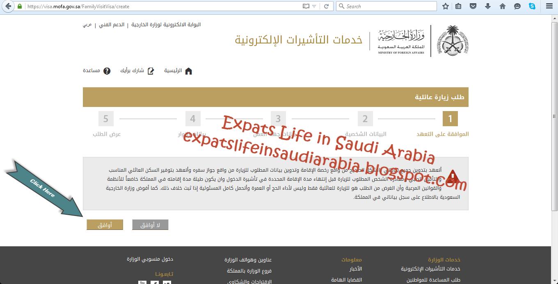 visit visa online application saudi arabia