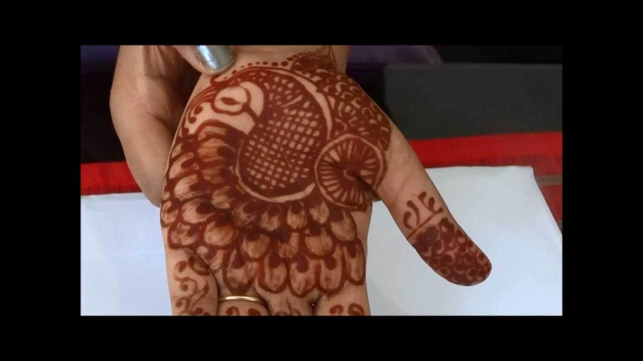 how to make a henna applicator cone