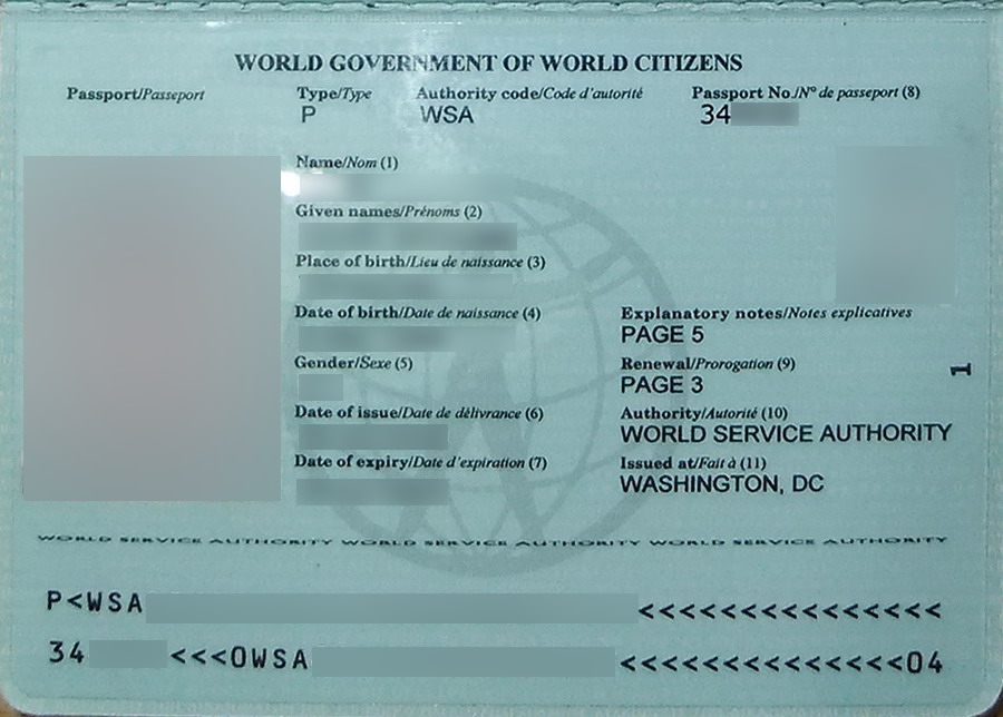 what is file number in passport application