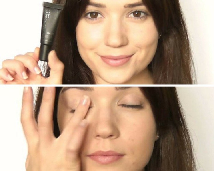 easy eyeshadow application for beginners