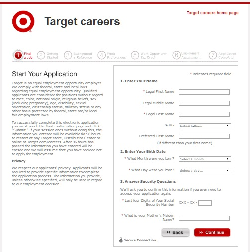 www target com jobs applications