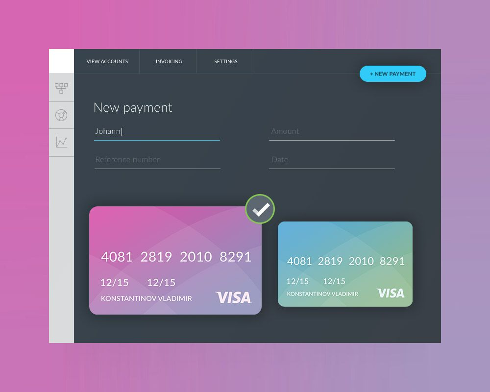 application for payment template free download