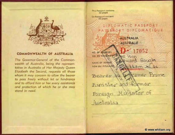 mistake on passport application australia