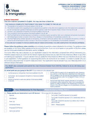applying for a passport from outside the uk application form