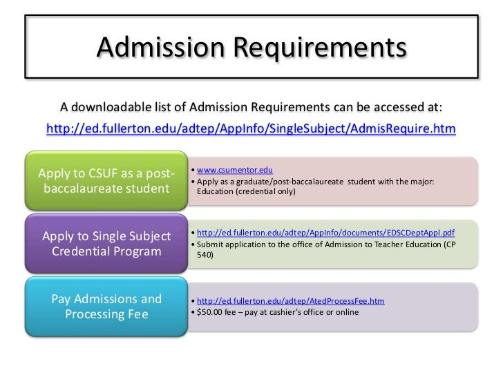 cal state la application deadline