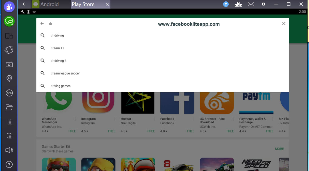 download facebook application for windows 7