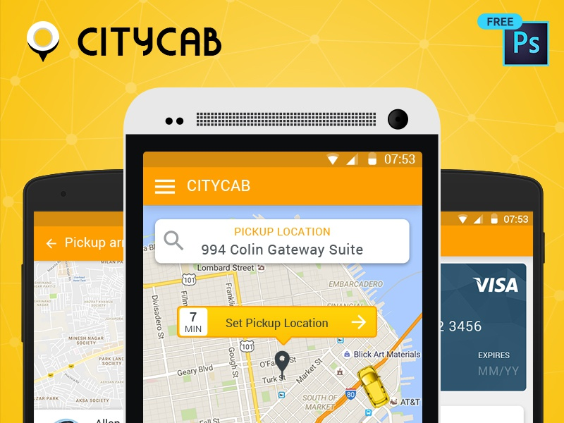 application for an authority to drive taxi cab