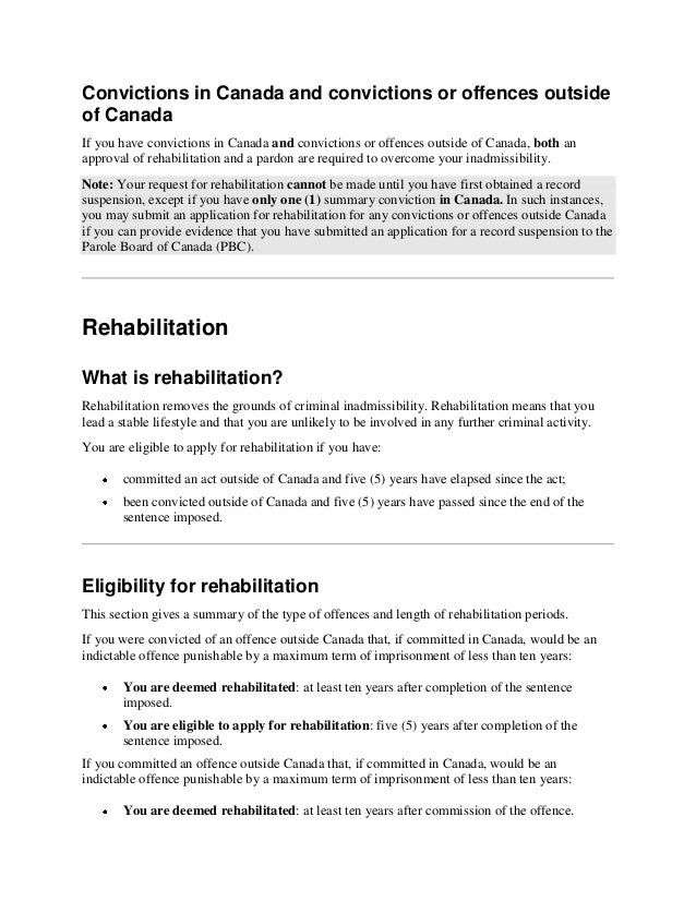 application for criminal rehabilitation imm 1444