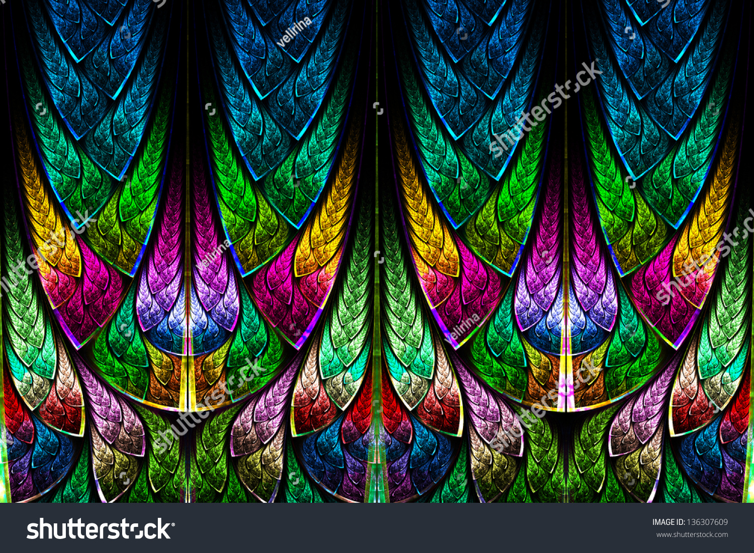 application of fractals in computer graphics