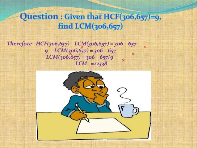 application of hcf and lcm in daily life
