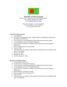 bangladesh police clearance application form