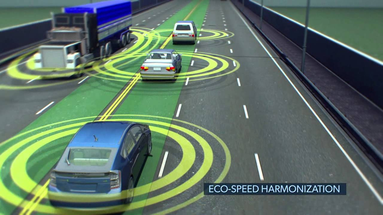 connected vehicle technology and applications