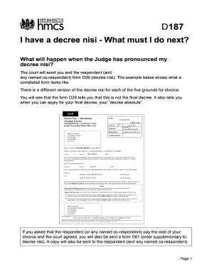 d84 application for decree nisi