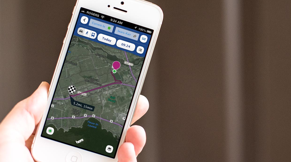 best map application for iphone