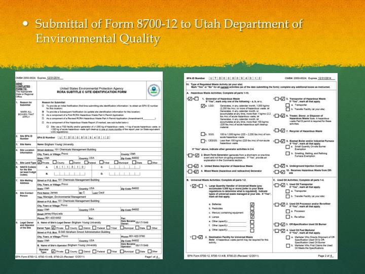 environmental protection licence application form