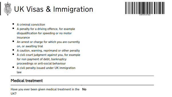 how to check immigration application status