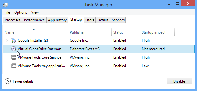 how to check startup applications in windows 7