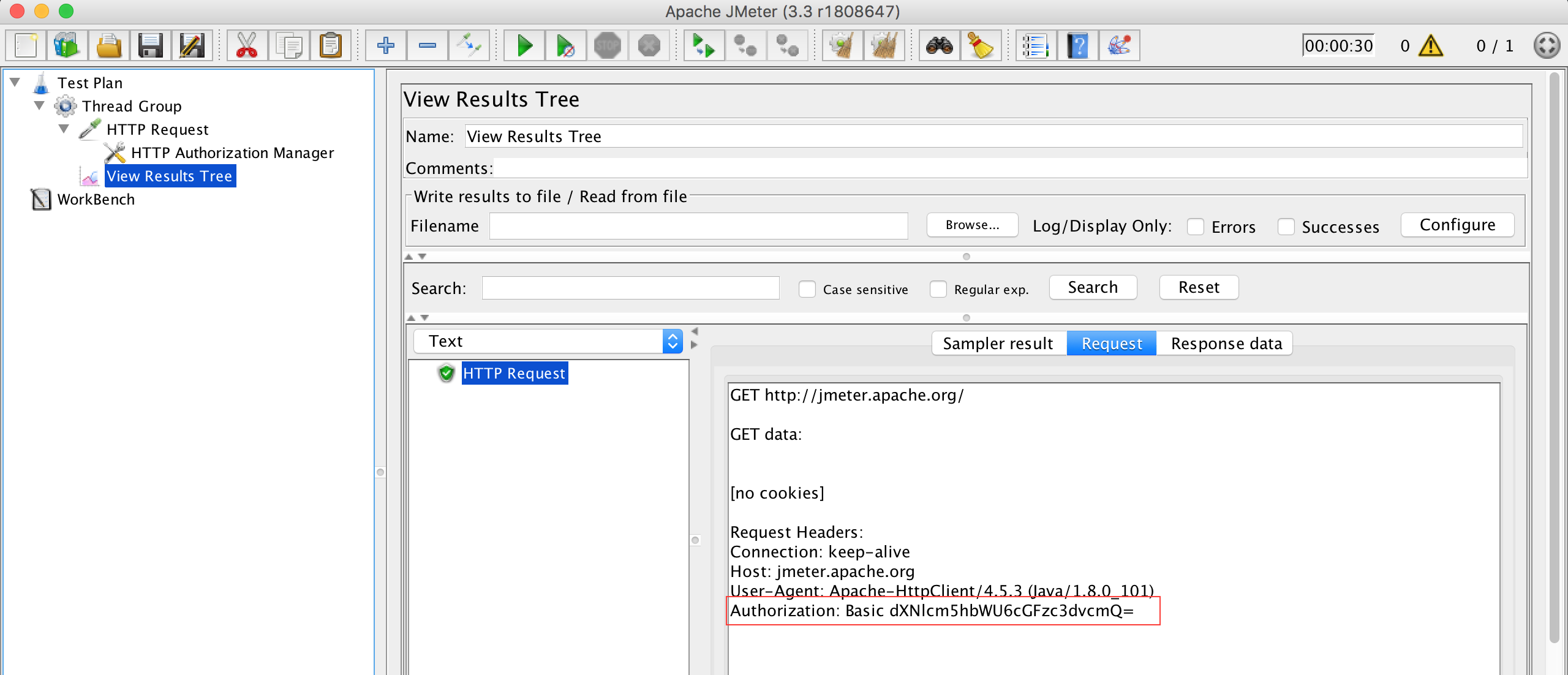 how to use jmeter to test web application
