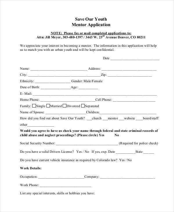 how to write on a pdf application form