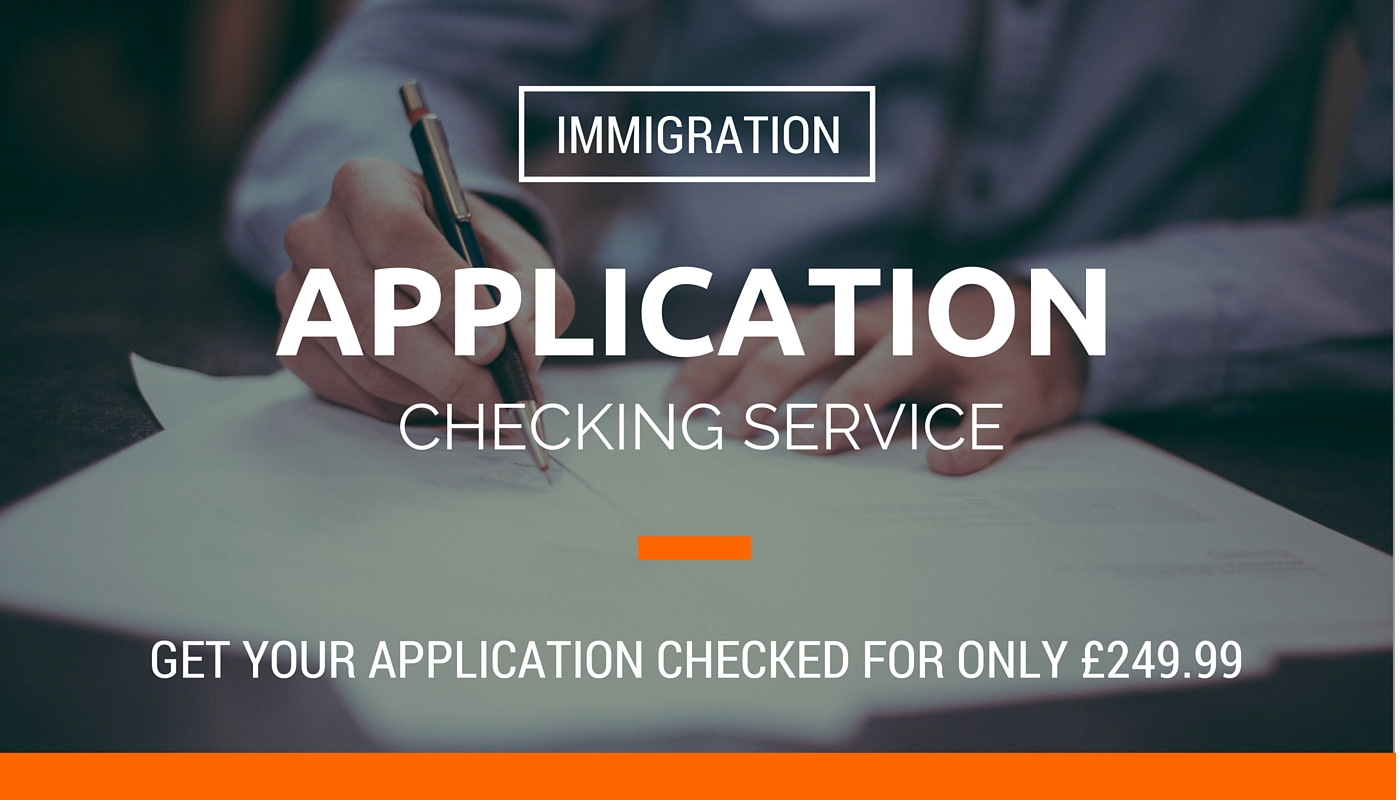 immigrant visa application part 1