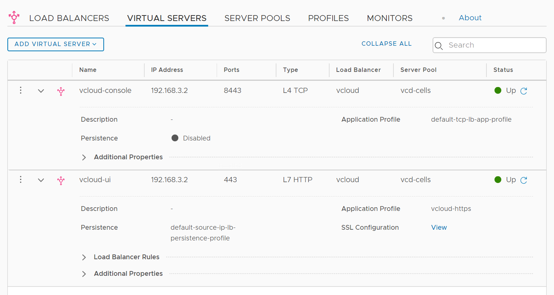 peoplesoft application server load balancing