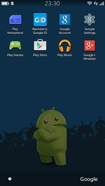 play store application for android