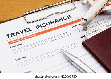 probus travel insurance application form
