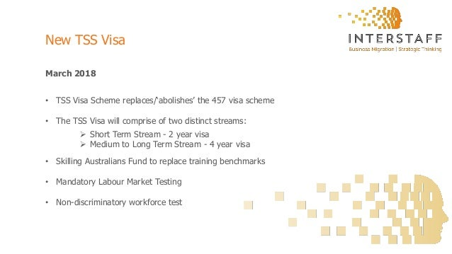 subsequent entrant 457 visa application